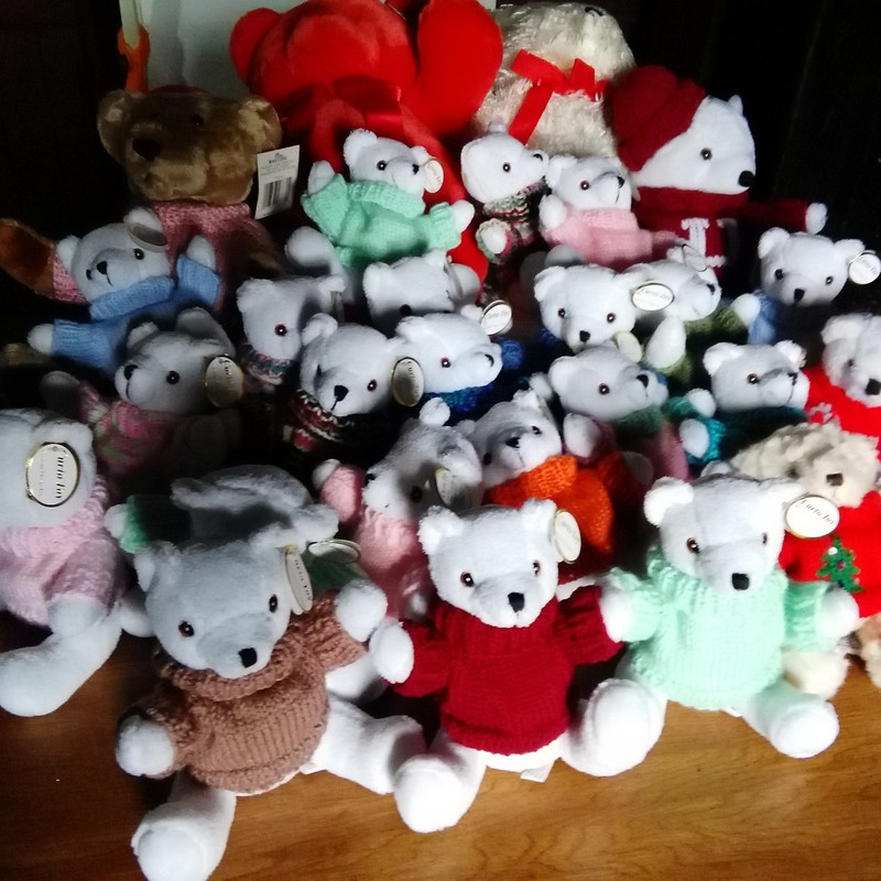 Project Teddy Bear Donations
