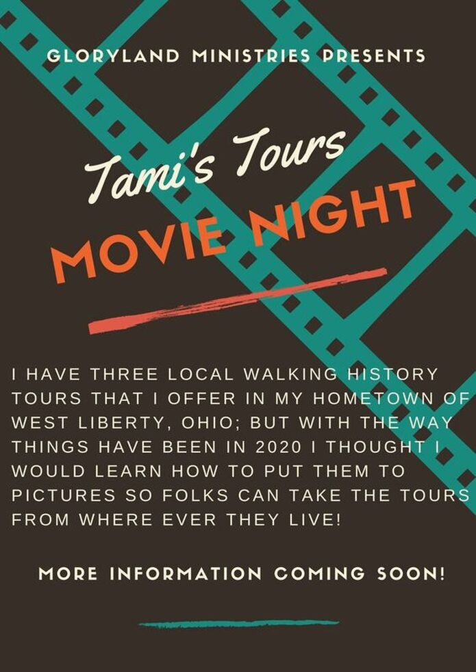Tami's Tours Movie Night West Liberty Ohio